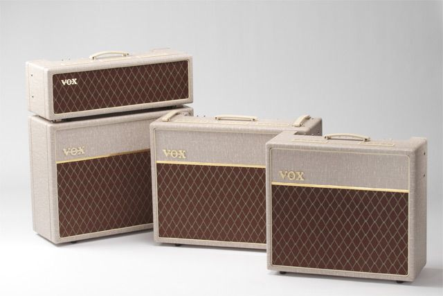 Vox Announces New Hand-Wired AC15 and AC30 Amplifiers