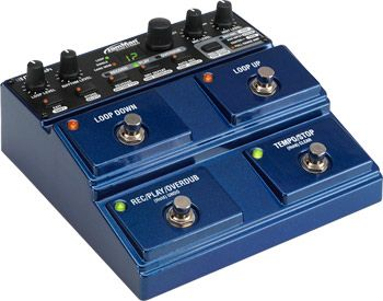 DigiTech Introduces JamMan Solo and JamMan Stereo Looper Pedals