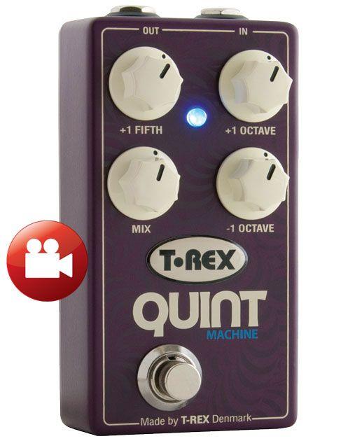 T-Rex Effects Quint Machine Review