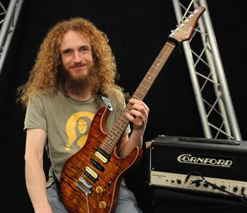 Guthrie Govan to Give Free Webcast Lesson