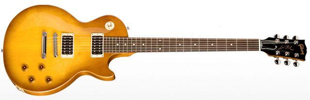 Gibson Introduces Les Paul Studio Baritone Guitar
