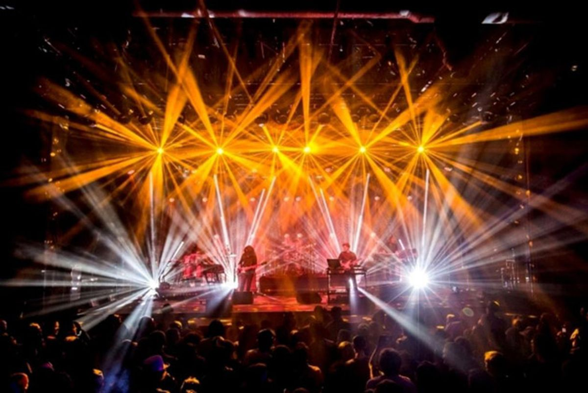 STS9's Hunter Brown and Alana Rocklin: The Head and the Heart