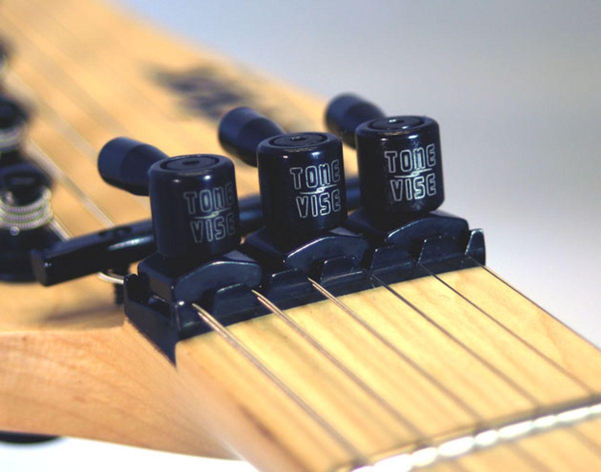 Tone Vise Announces New Keyless Locks For Locking Nuts