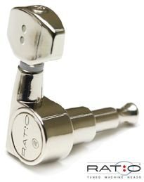 Graph Tech Introduces Ratio Tuning Machine Heads