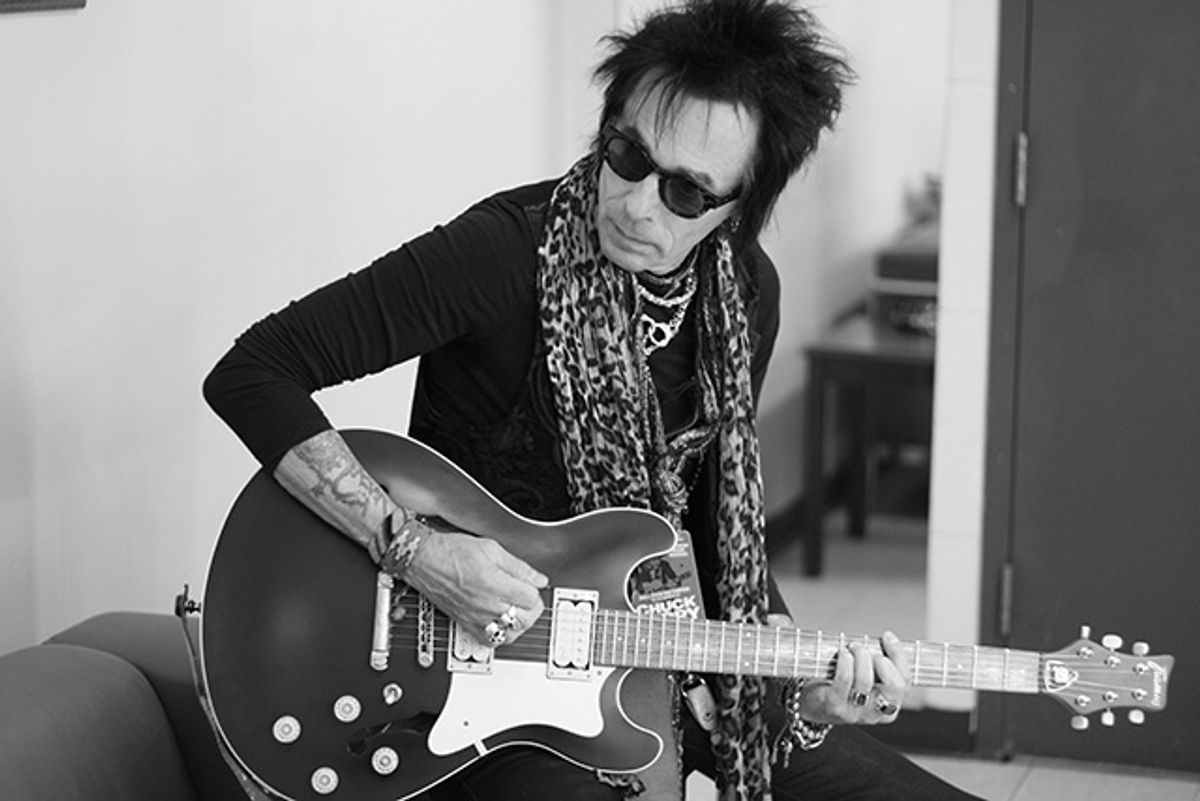 """Earl Slick on David Bowie's """"Next Day"""" Sounds"""