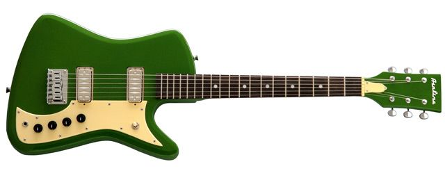 Eastwood Guitars Introduces Airline Bighorn Guitar