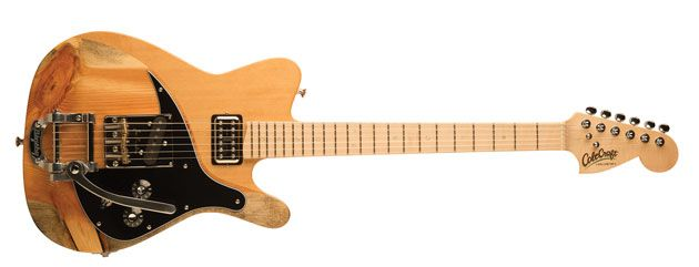 ColeCraft Guitar Company Introduces the HollowTop