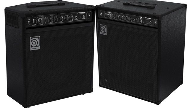 Ampeg Unveils Redesigned BA-112 and BA-115 Bass Combos