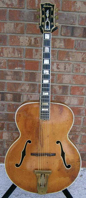 1938 Gibson L-5