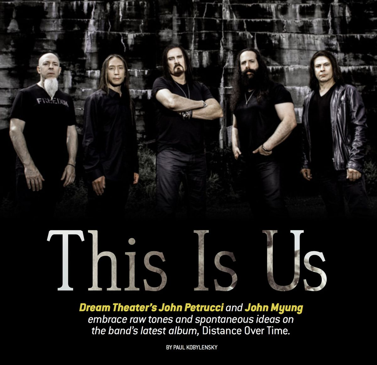 Dream Theater: This Is Us