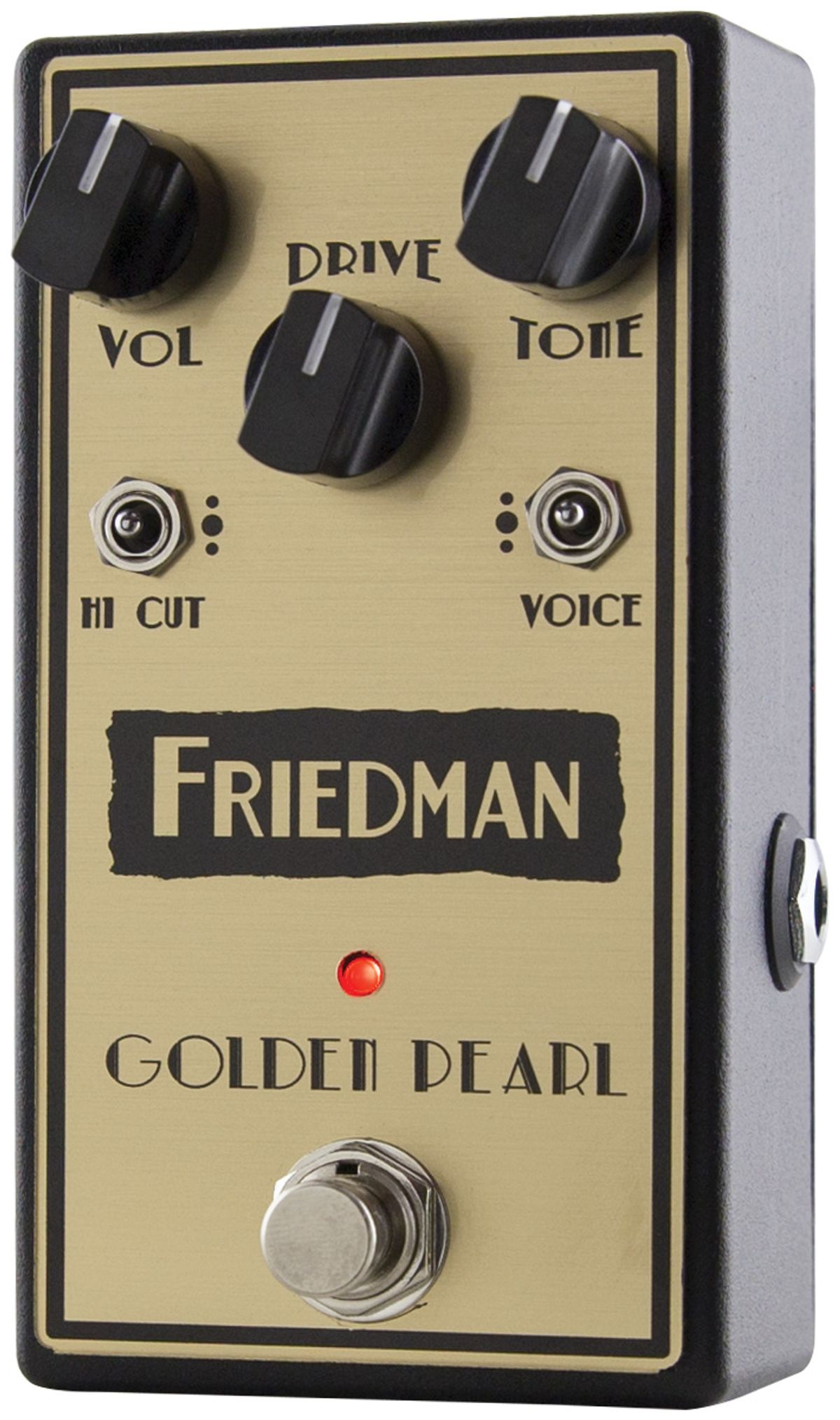 Quick Hit: Friedman Golden Pearl Review