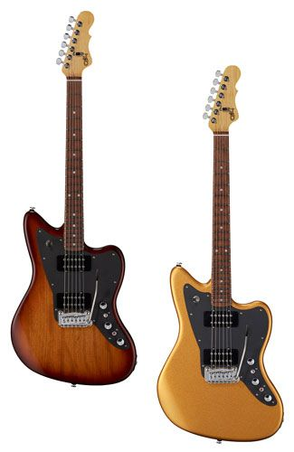 G&L Introduces the Doheny V12