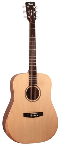 Cort Introduces Bevel Cut Collection of Acoustic Guitars