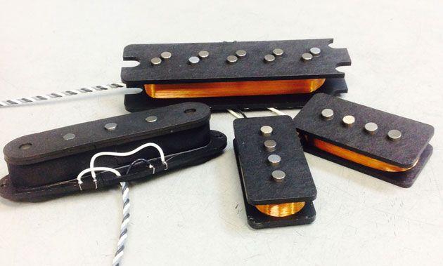 Nordstrand Pickups Releases Alnico III Bass Pickups