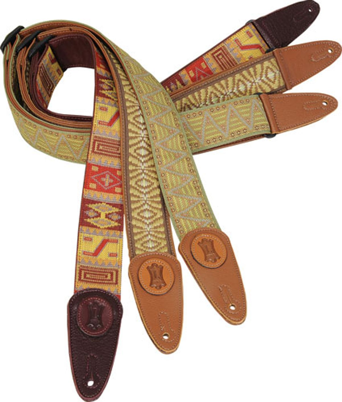 Levy's Leathers Introduces MGJ2 Strap Series