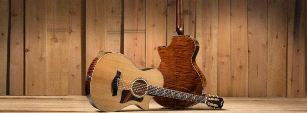 Taylor Guitars Unveils Two Grand Concert Models