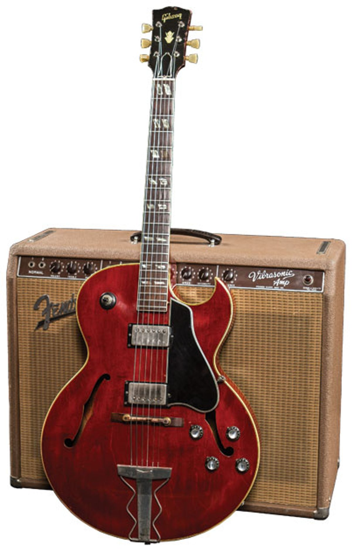 Vintage Vault: 1962 Gibson ES-175D