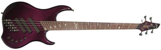 Dingwall Guitars Z3 5-String Bass Review