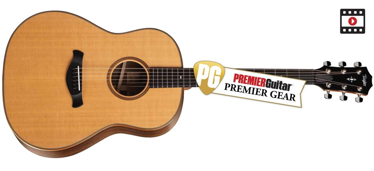 Taylor Grand Pacific Builder's Edition 717 Review