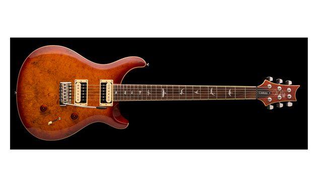 PRS Guitars Announces the SE Custom 24 Laurel Burl Limited Edition