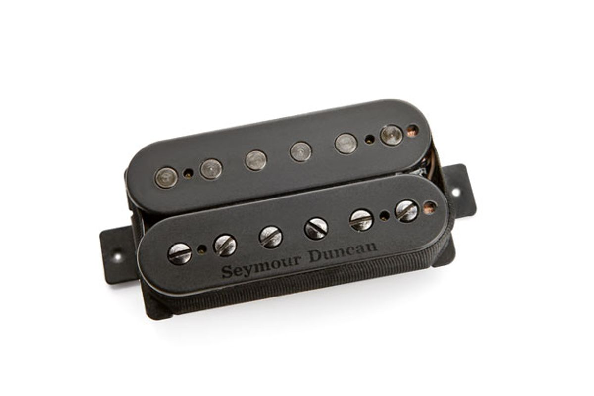 Seymour Duncan Unveils New Versions of the Nazgul and Pegasus