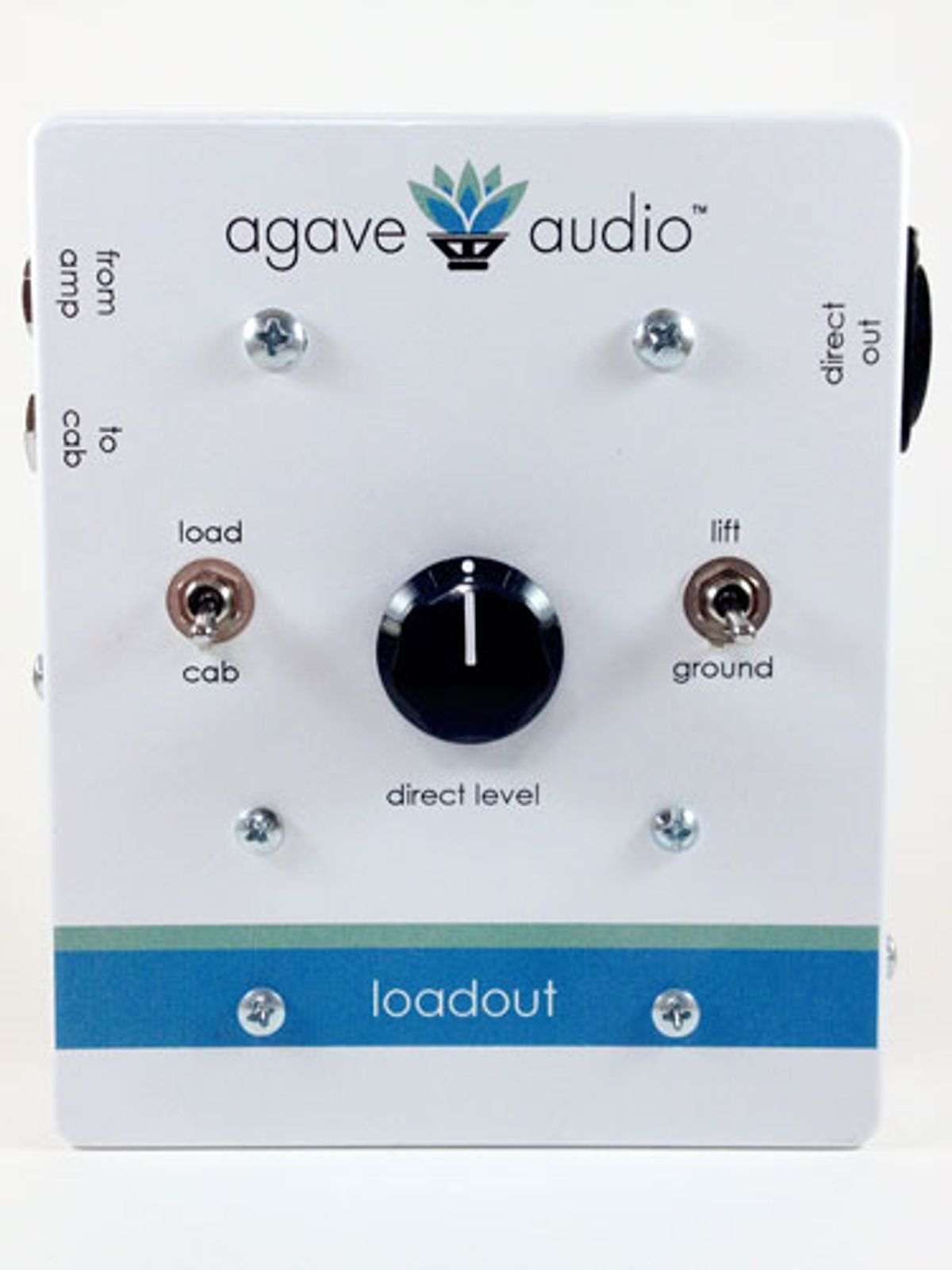 Agave Audio Introduces the Loadout