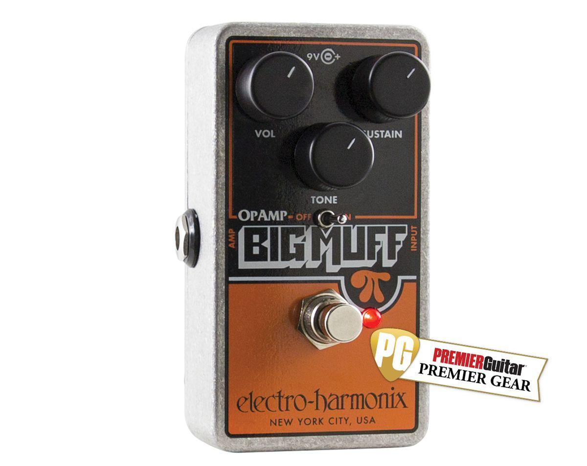 Quick Hit: Electro-Harmonix Op-Amp Big Muff