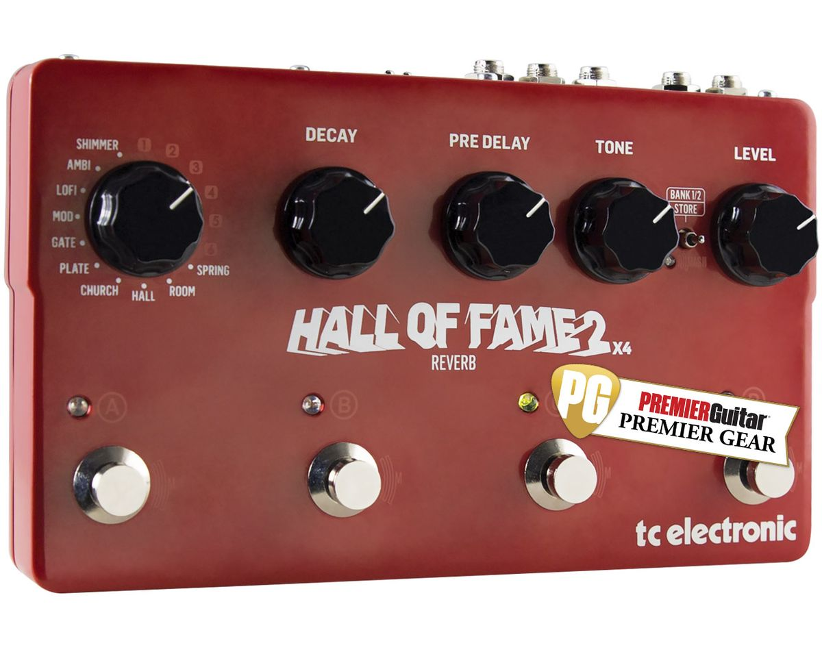 TC Electronic Hall of Fame 2 X4 Review