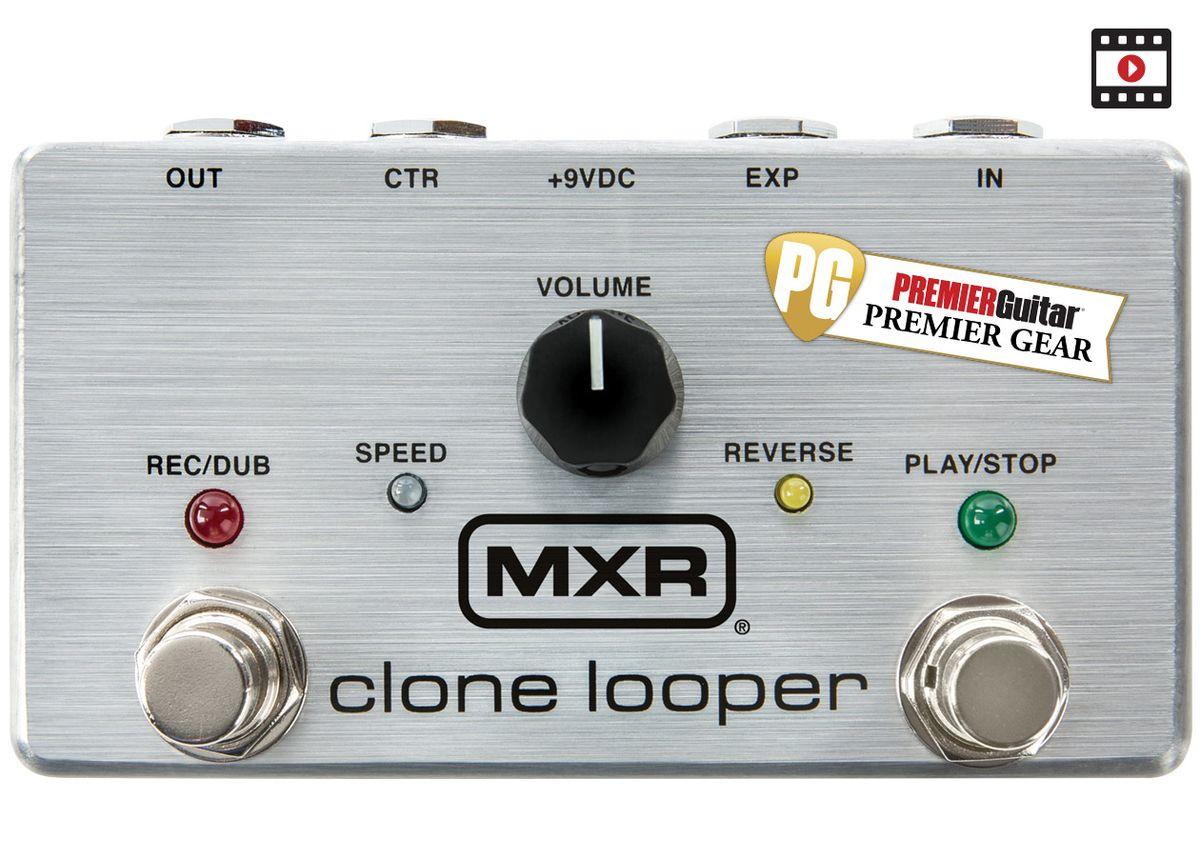 Quick Hit: MXR Clone Looper Review