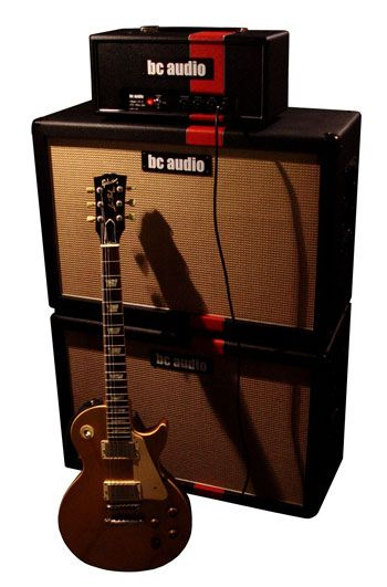BC Audio Introduces 1x12 and 2x12 Cabs