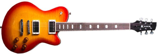 Kauer Guitars Introduces the Starliner Electric Guitar
