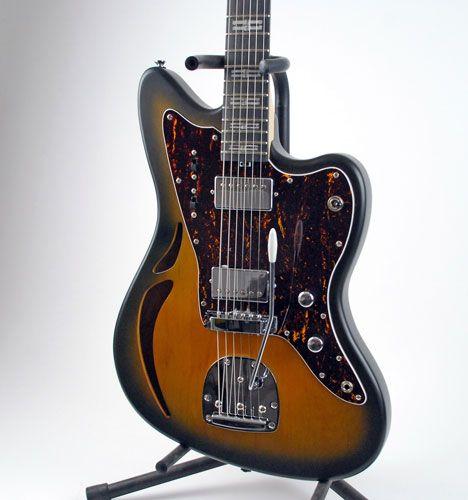 Dream Studio Guitars Introduces the Maverick 2 Alain Johannes Signature Model