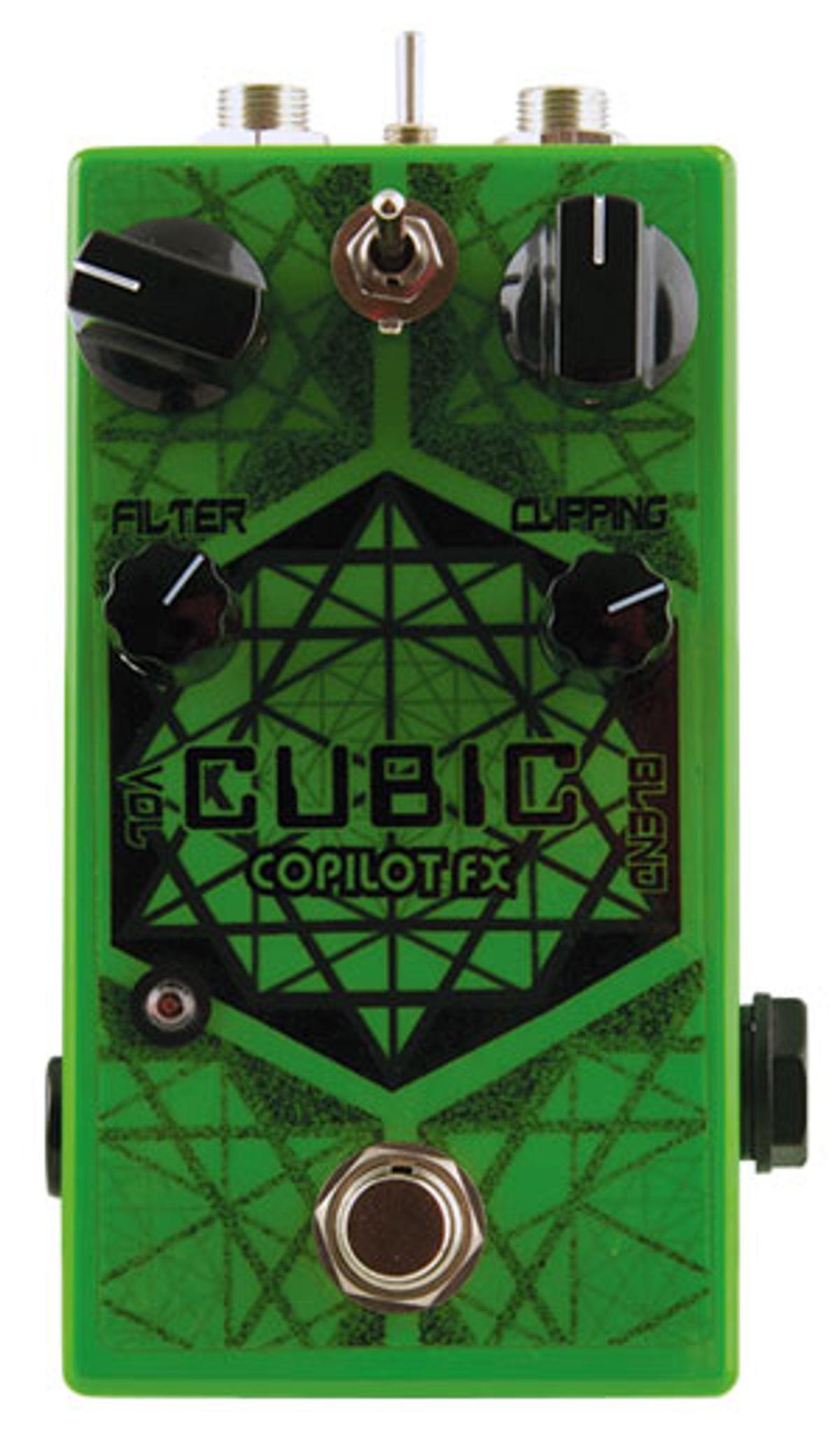 Copilot FX  Cubic Bass Octave Pedal Review