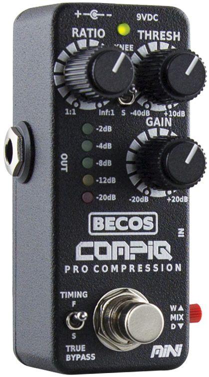 Quick Hit: Becos CompIQ Pro Compressor Review
