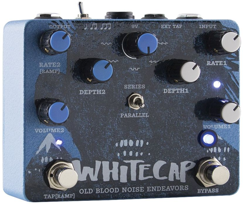 Old Blood Noise Endeavors Whitecap Review