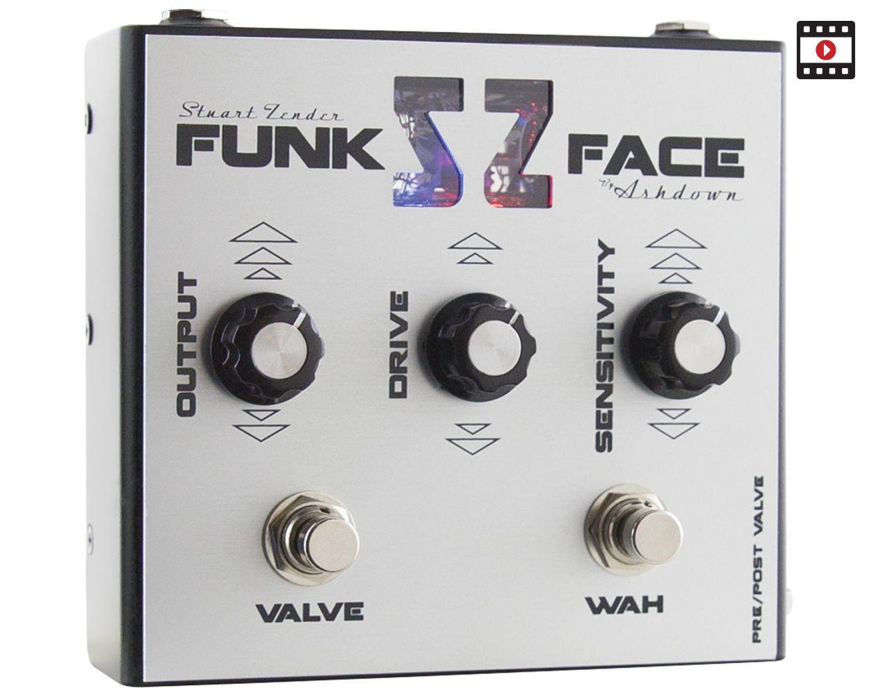 Ashdown SZ Funk Face Review