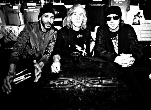 King's X to Release New Album in 2019