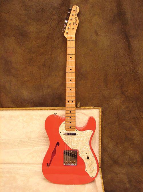 1969 Fender Thinline Telecaster