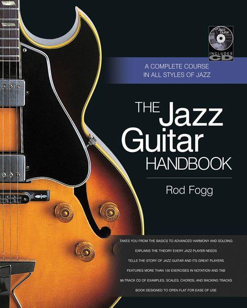 Backbeat Books Publishes The Jazz Guitar Handbook