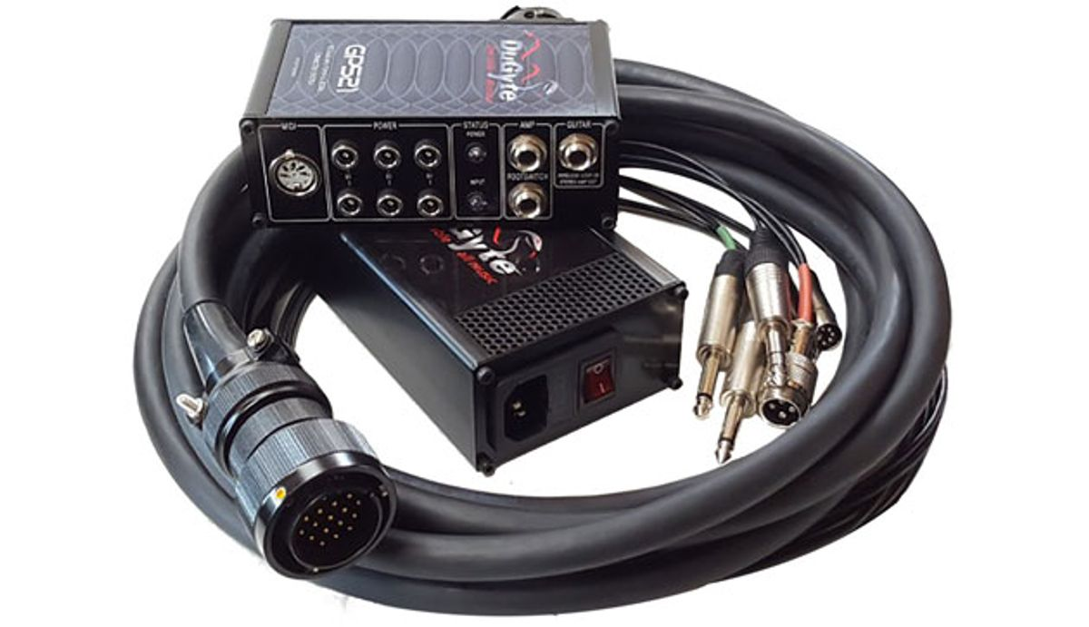 Maytech Music Systems Announces the DuGyte GP521 and GP721