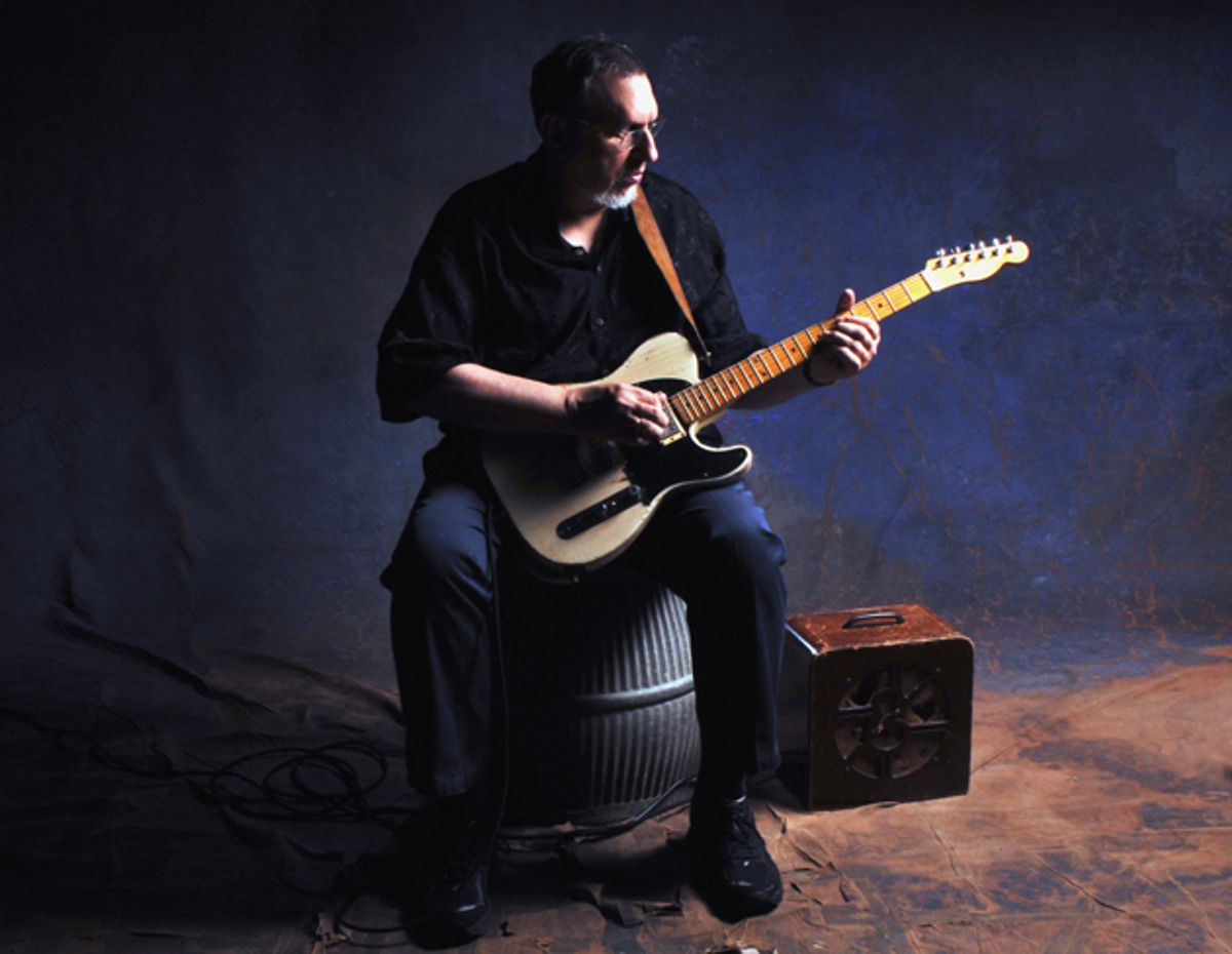 David Bromberg: Playing It and Meaning It