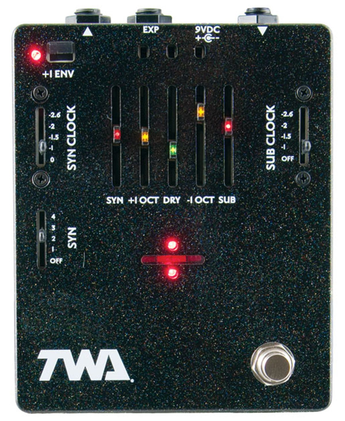 TWA Great Divide 2.0 Analog Synth Octaver Review
