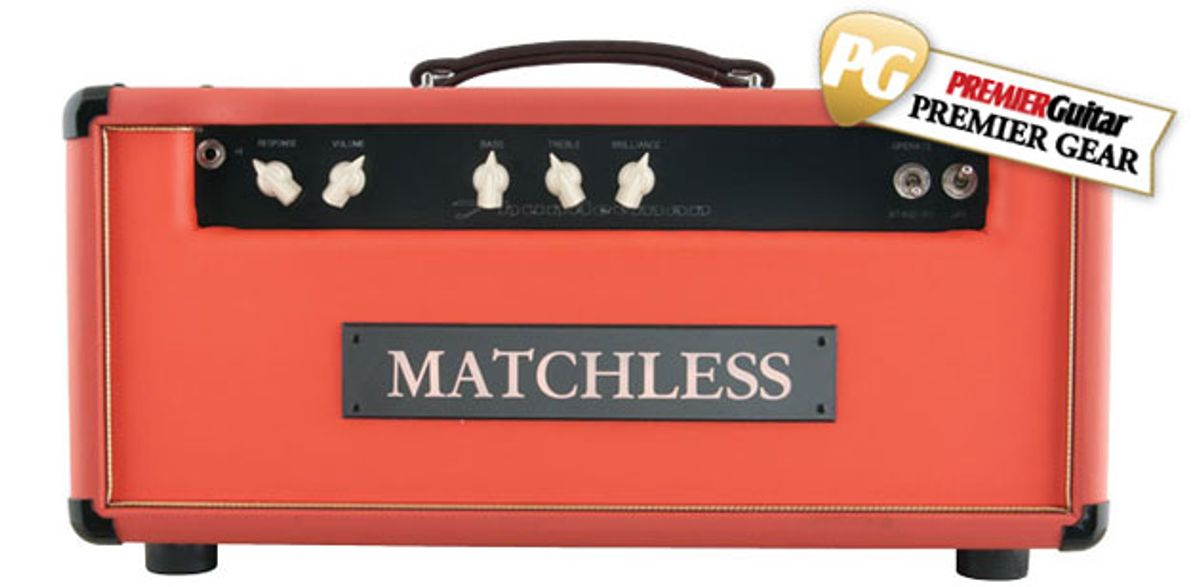 Matchless Thunderman Review