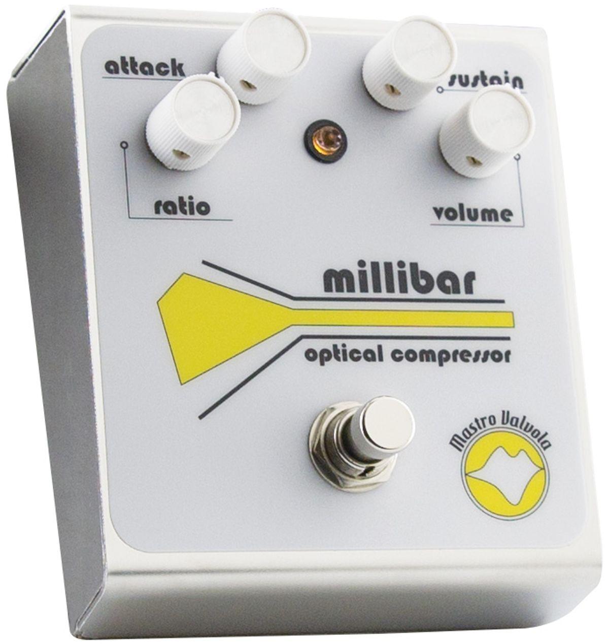 Mastro Valvola Millibar Review