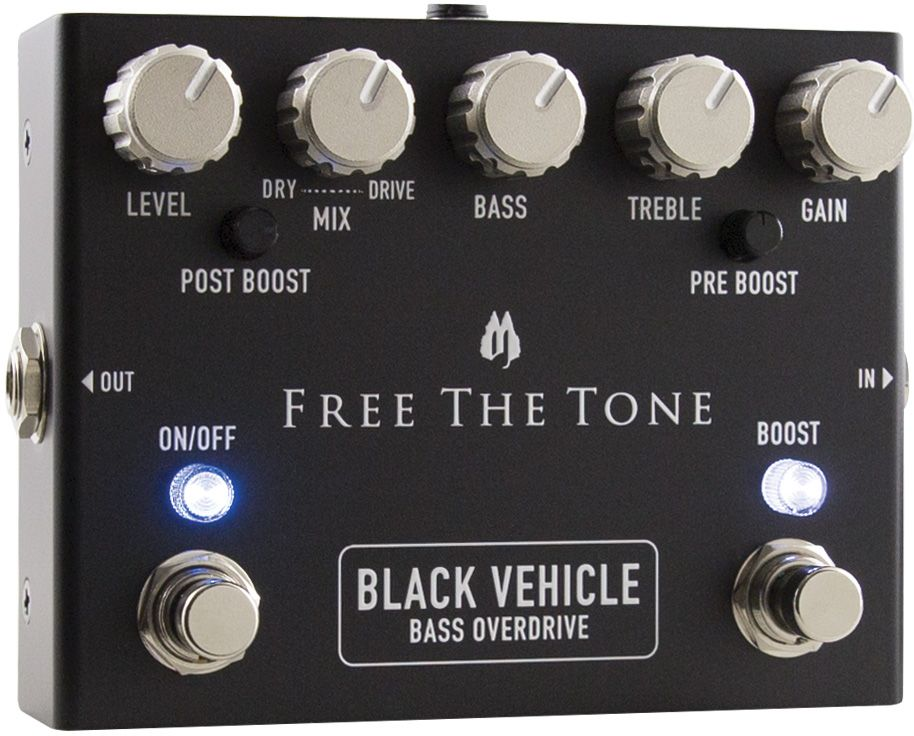 Free the Tone Black Vehicle BV-1V Review