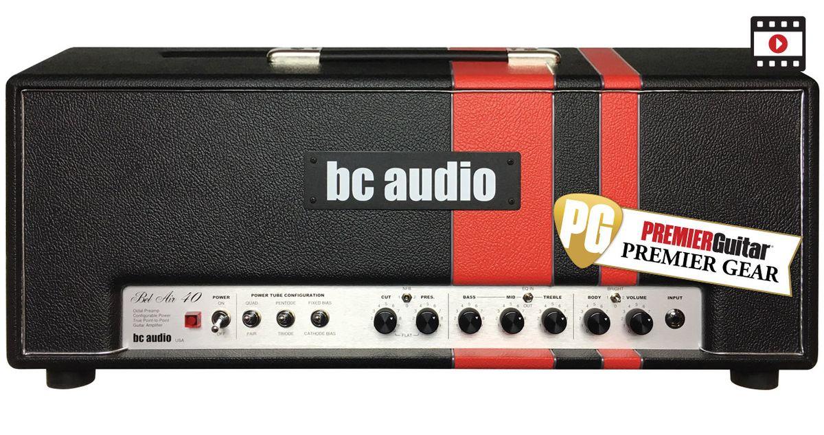 BC Audio Bel Air 40 Review