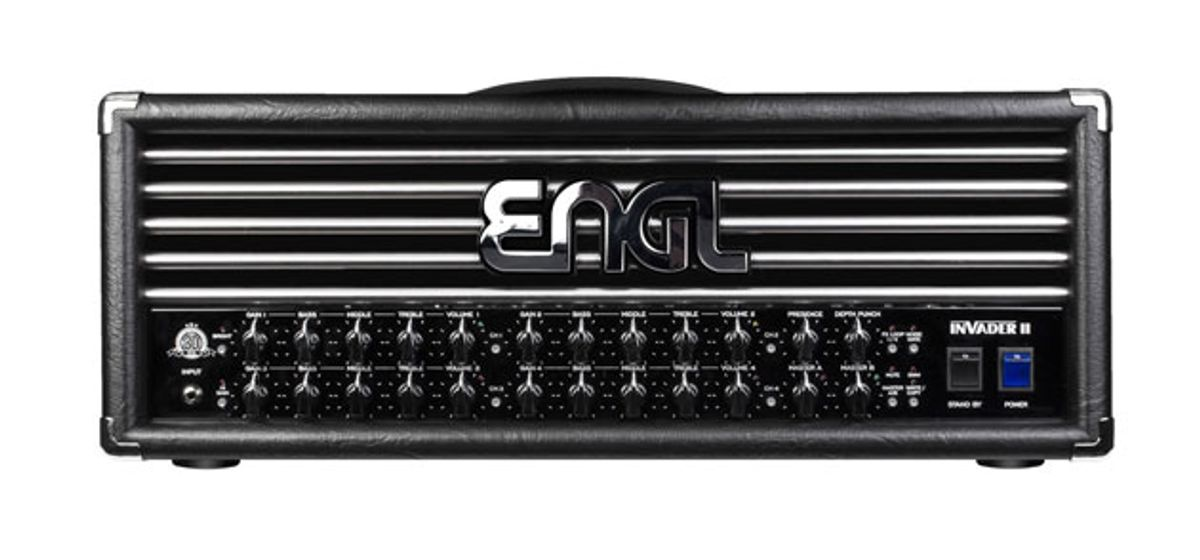 Engl Amps Releases the Invader II