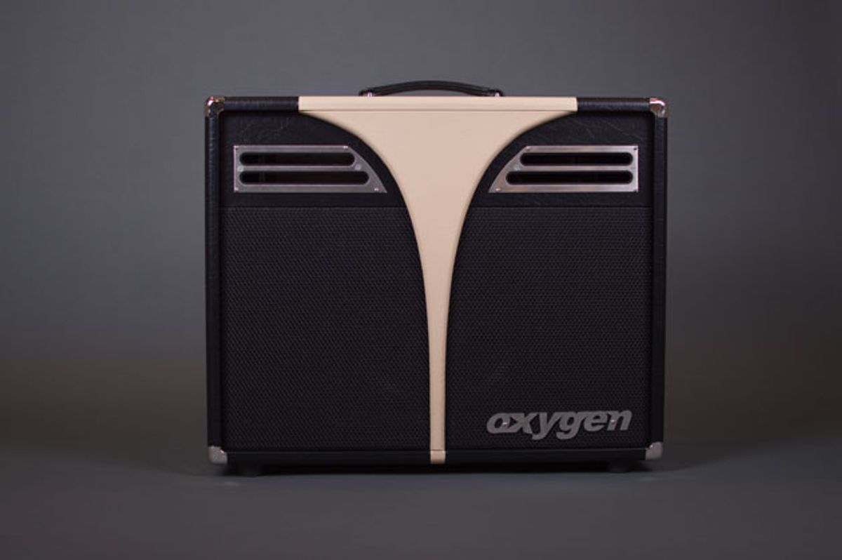 Oxygen Audio Releases the 36W