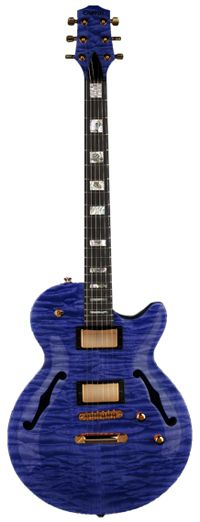 Review: Carvin SH550