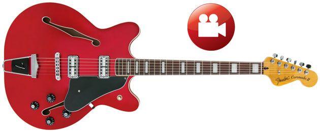 Fender Coronado Review